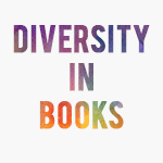 diversity in books image, on Mostly YA Lit's review of Just Visiting Dahlia Adler