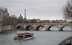 Pont Neuf Bridge in Paris