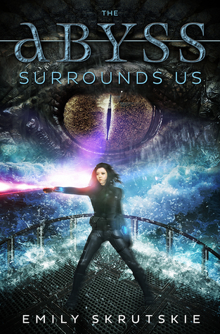 Sea Monsters and Pirates, Oh My! Author Interview: The Abyss Surrounds Us by Emily Skrutskie