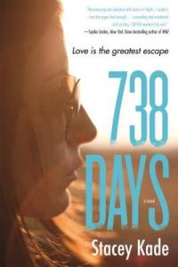 738 Days by Stacey Kade book cover