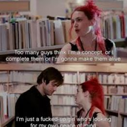 Eternal Sunshine of the Spotless Mind quote