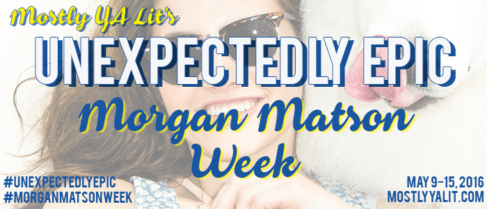 Unexpectedly Epic Morgan Matson Week Wrap-Up & Dares! #UnexpectedlyEpic #MorganMatsonWeek