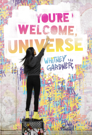 You're Welcome, Universe by Whitney Gardner | Waiting on Wednesday