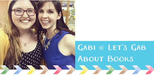 Gabi @ Let's Gab About Books on Morgan Matson