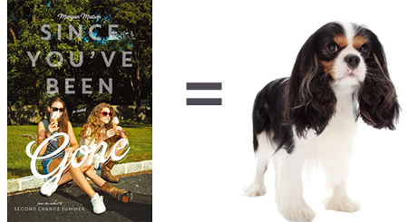 since you've been gone paired with king charles spaniel