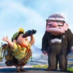 Carl from UP - best senior citizen ever?