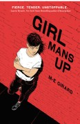 Girl Man's Up by M.E. Girard book cover