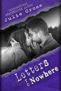 Letters to Nowhere cover by Julie Cross