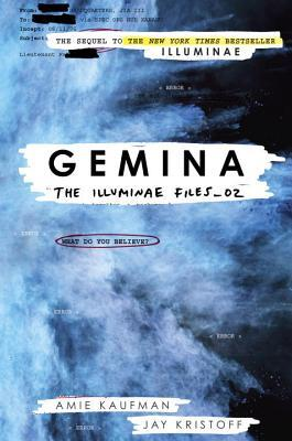 GEMINA by Amie Kaufman and Jay Kristoff   Review