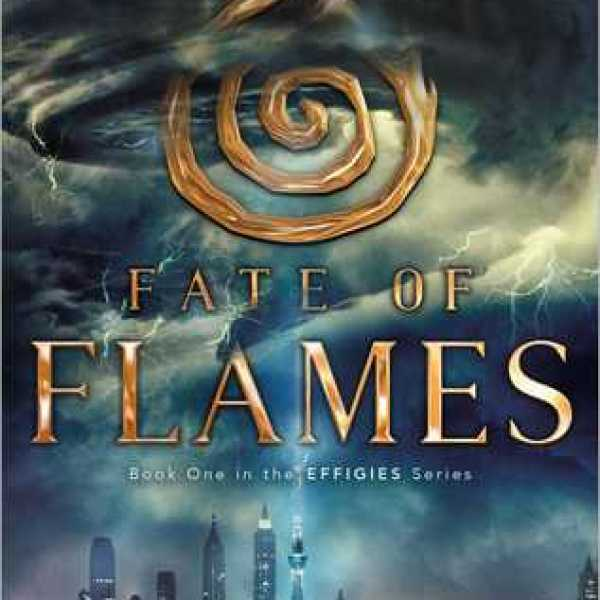 """Fighting Evil by Moonlight"" Fate of Flames by Sarah Raughley 