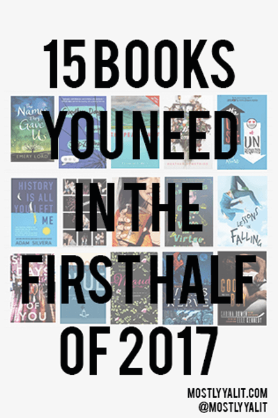 15 Books You Need in the First Half Of 2017 | Top Ten Tuesday