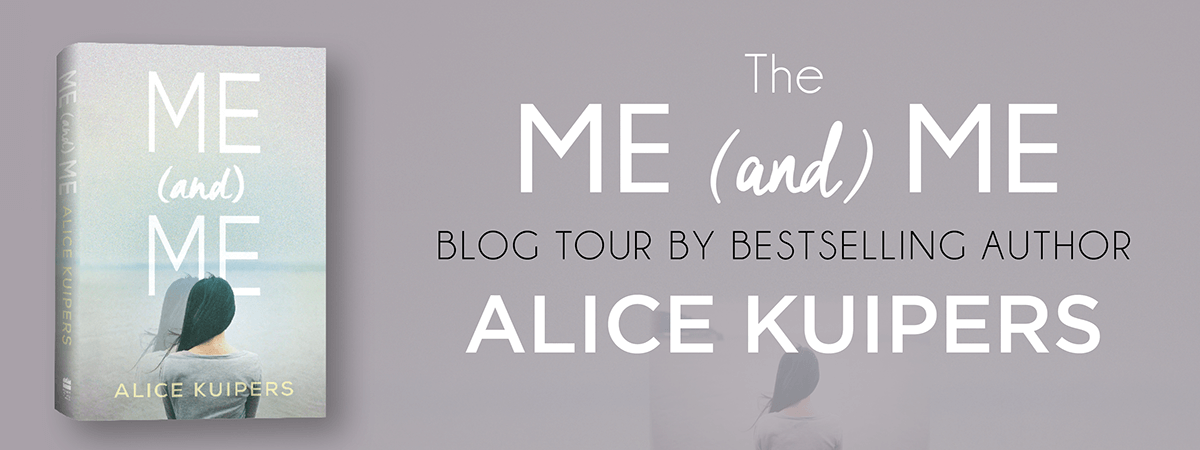 Me and Me Blog Tour Banner