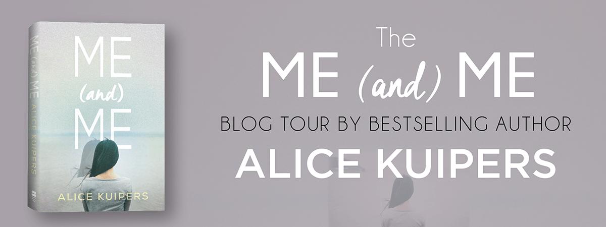 Me and Me Blog Tour Banner