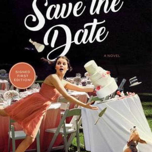 Mega Giveaway + Review: Save the Date by Morgan Matson | Canadian Blog Tour