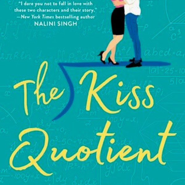 The Kiss Quotient by Helen Hoang | 5-Star Review