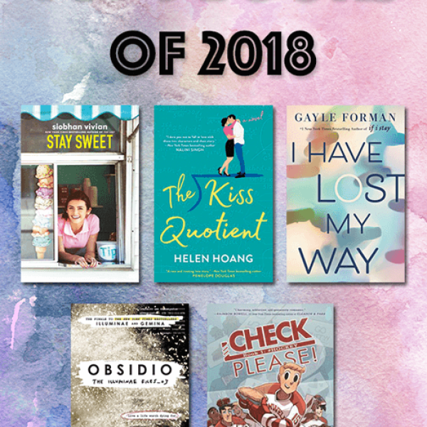 Top 5 Books of 2018