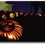 """""""Of Soft And Golden Hue"""" – The Stoddard Avenue Pumpkin Glow"""