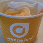 New Year's Resolutions Alive & Well at Orange Leaf Frozen Yogurt