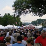 100,000 People Expected at Food Filled Americana Festival