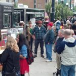 First Friday Food Truck Rally at 5th & Jefferson, The Start of Something More!