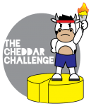 The Cheddar Challenge:  A Fun Family Friendly 5K
