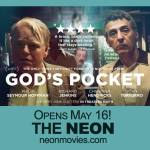 GOD'S POCKET – One of Philip Seymour Hoffman's Last Films – Opens Friday!