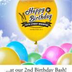You're Invited To Fifth Street Brewpub's 2nd Birthday Bash