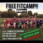 Free FitCamp hits the Dayton area