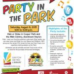 "Kids Superhero ""Party in the Park"""