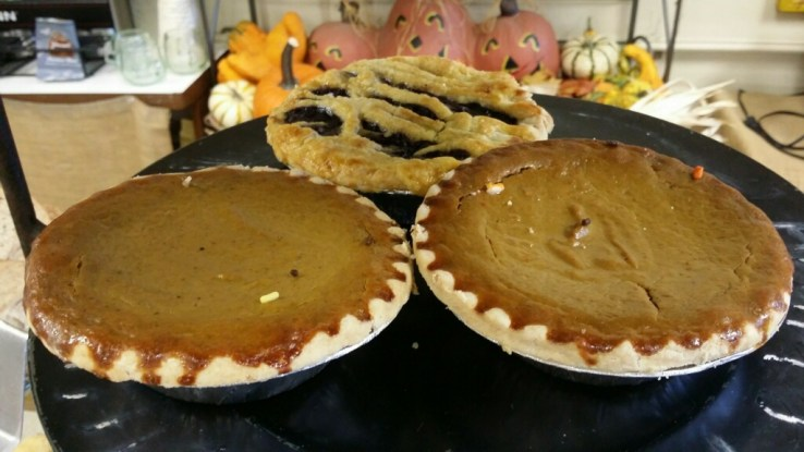 Buy one pie from Ashley's for yourself, and one to share!