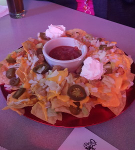 So. Many. Nachos.