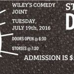 Dayton's Story Slamm Returns To The Stage Bigger Than Ever
