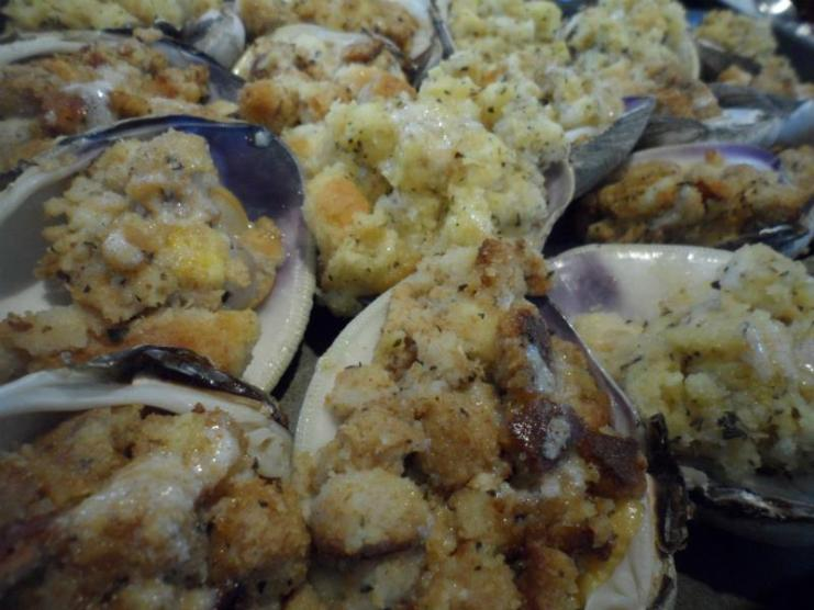 Stuffed Clams by Big Ragu