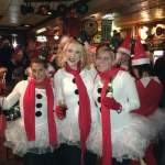 Join the fun at the Santa Pub Crawl on Saturday December 10th!