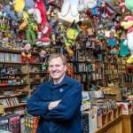 Dayton at Work And Play:  Bonnett's Book Store