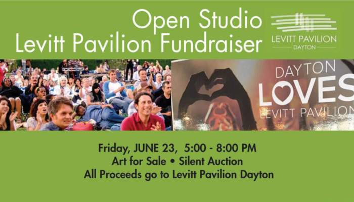 Local Artists to Auction Art To Support Levitt Pavilion