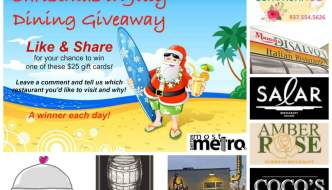 Christmas in July Giveaway!