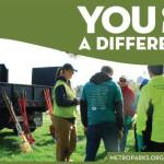 Volunteer for National Day of Service with MetroParks