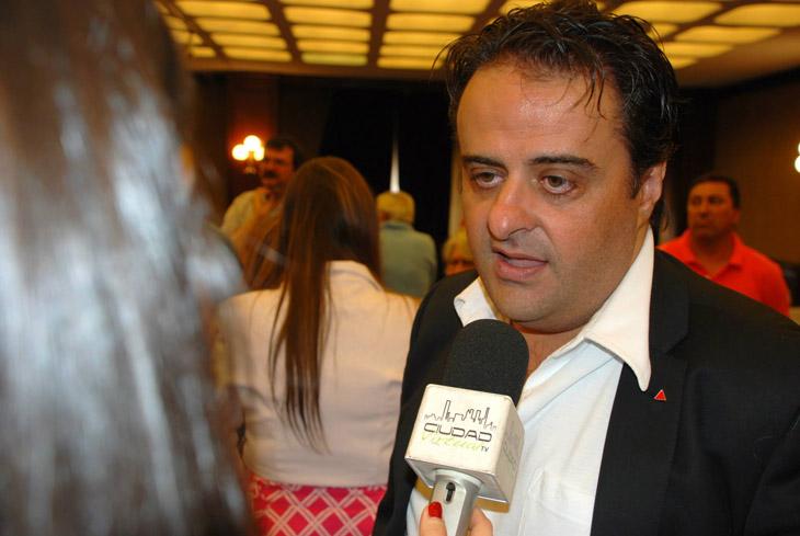 El IMS amontona más de 14 millones de euros de deudas por impagos. En la imagen Eduardo Gutierrez, Concejal Delegado de Urbanismo y Vivienda, Presidente del Instituto Municipal del Suelo y Portavoz del Grupo Municipal de IUCM- LV