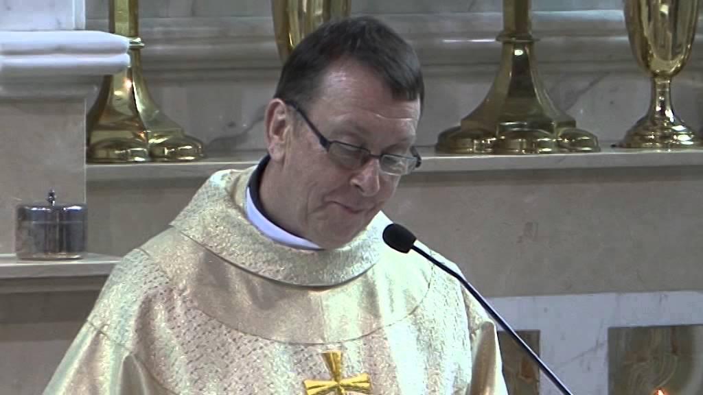 Irish Priest Surprises Wedding Couple With His Version Of