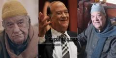 وداعا عم بخ الفنان حسن حسني في ذمة الله