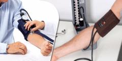 هبوط ضغط الدم وعلاجه
