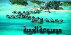 أين توجد جزيرة بورا بورا