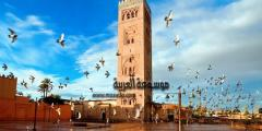 جامع الفنا مراكش: جولة في المغرب