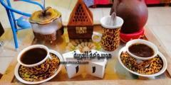 خطوات اعداد القهوة السودانية