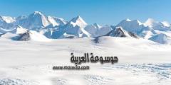 معلومات عن الصحراء الباردة