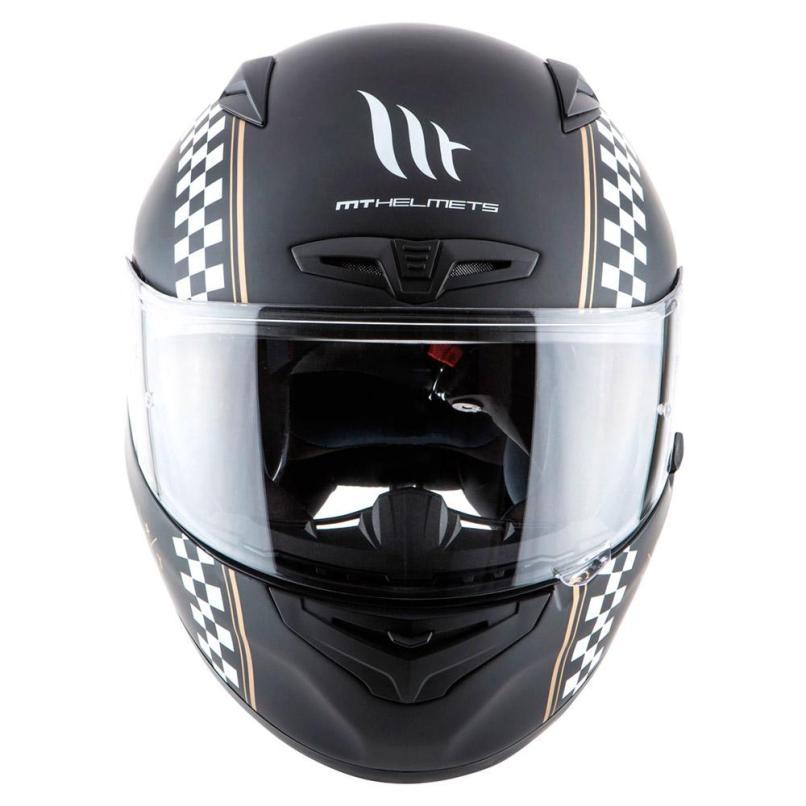 022a4a53 Mt Helmets Matrix Cafe Racer And Offers On Motardinn