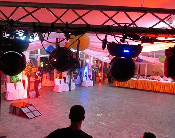 Receptions <em>&</em> Parties