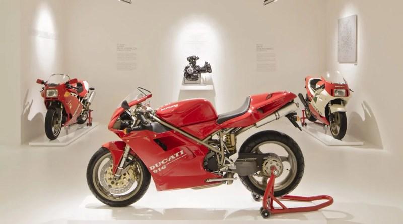 """Ducati 1299 Panigale R FE y otras abanderadas """"boloñesas"""""""