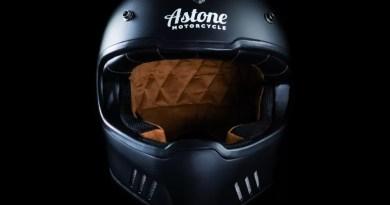 Astone Super Retro: un casco de la vieja escuela